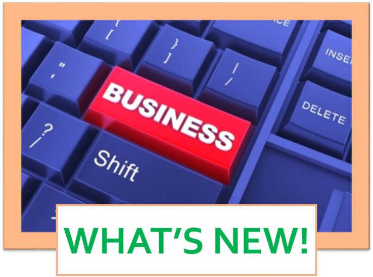 Business What's New – 18 March 2016